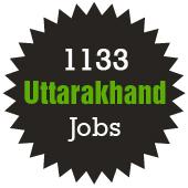 Uttarakhand Govt Jobs