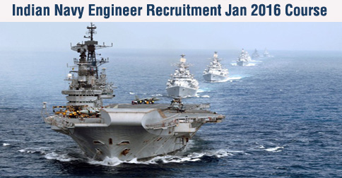 Indian Navy Engineer Jobs