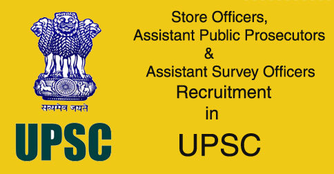 Officers Jobs in UPSC