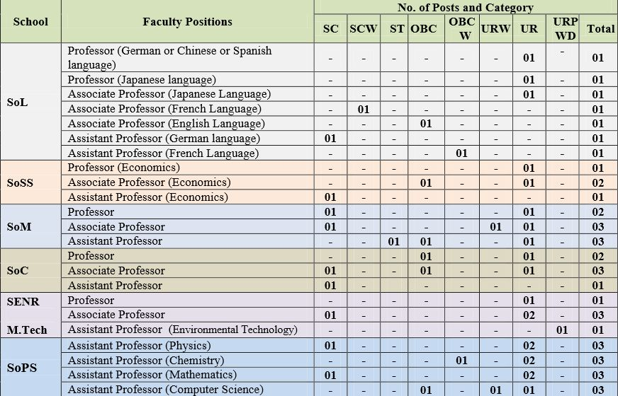 Faculty in Doon University