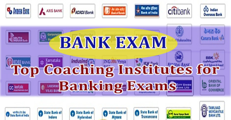 Top Coaching Institutes for Banking Exams