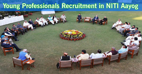 Young Professionals Recruitment in NITI Aayog