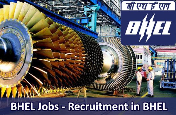 Jobs & Recruitments in BHEL