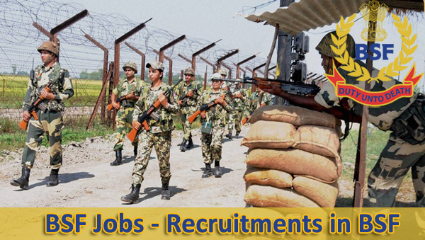 Jobs & Recruitments in BSF