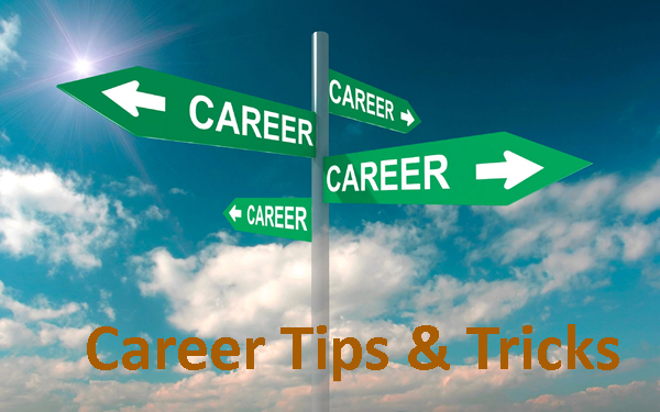 Career Tips & Tricks