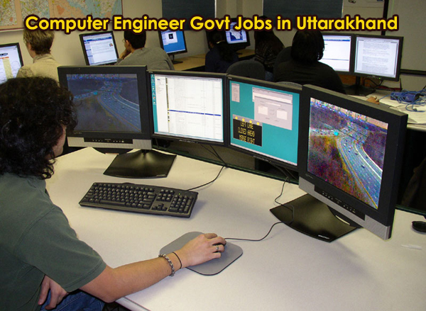 Govt Jobs Computer Engineer in Uttarakhand
