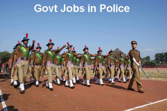 Sarkari Naukri in Police Department