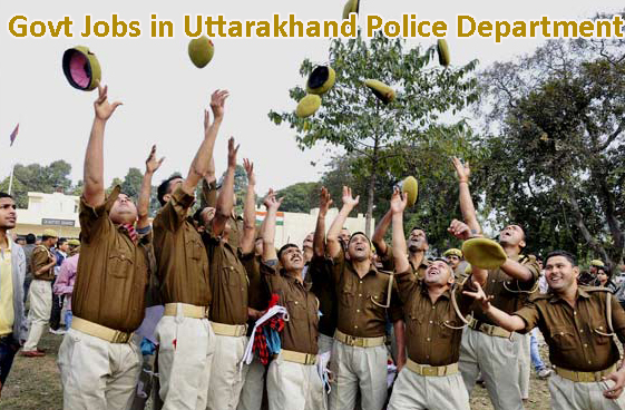 Sarkari Naukri in Uttarakhand Police Department