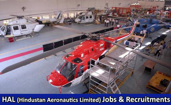 Jobs & Recruitments in HAL