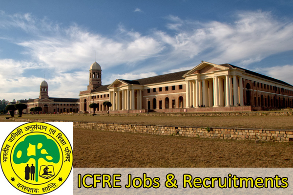 Jobs & Recruitments in ICFRE
