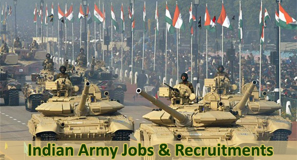 Indian Army Sarkari Naukri