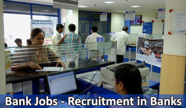 Jobs & Recruitment in Banks