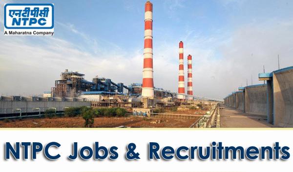 Jobs & Recruitments in NTPC