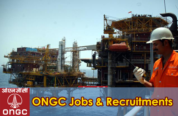 Jobs & Recruitments in ONGC