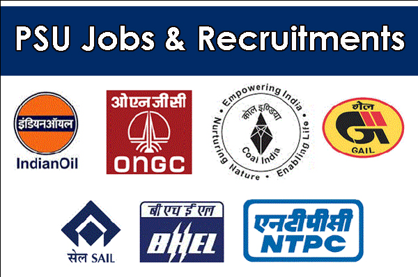 Jobs & Recruitments in PSUs