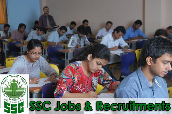 Jobs & Recruitments in SSC