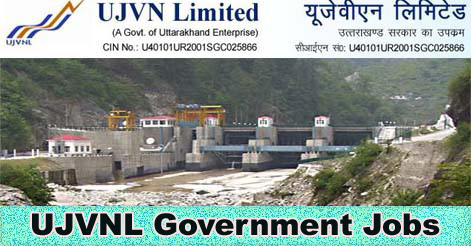 UJVNL Sarkari Naukri in Uttarakhand