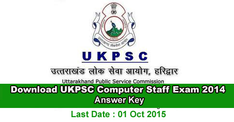 Download-UKPSC-Computer-Staff-Exam-2014-Answer-Key