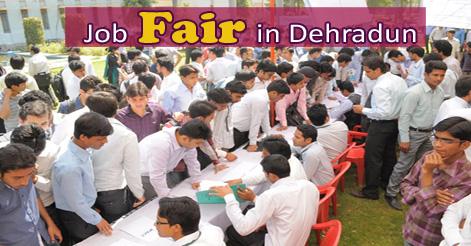 Job Fair in Dehradun