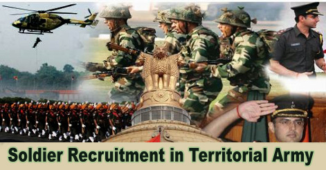 Soldier Recruitment in Territorial Army