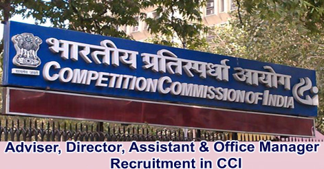 Adviser, Director, Assistant & Office Manager Recruitment in CCI