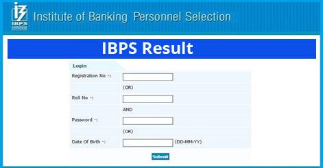 IBPS Result