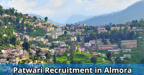 Patwari Recruitment in Almora