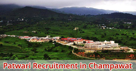 Patwari Recruitment in Champawat