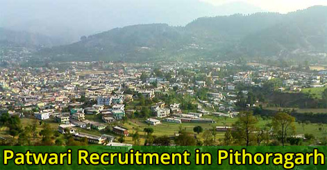 Patwari Recruitment in Pithoragarh