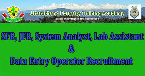 Various Post Recruitment in Forestry Department Haldwani