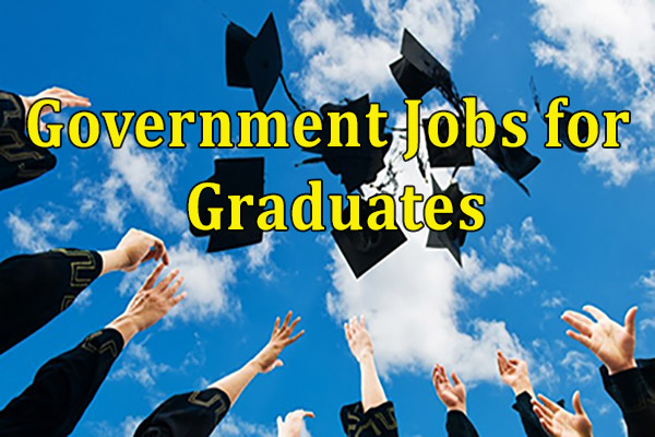 Graduate Government Jobs