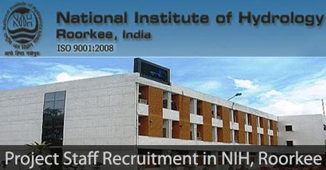 Project Staff Recruitment in NIH