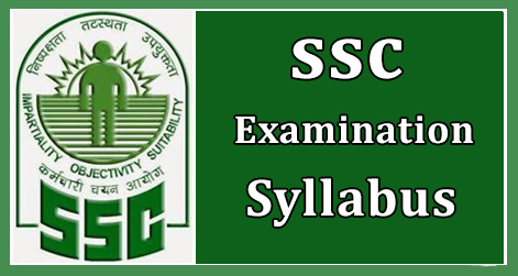 SSC Examination Syllabus