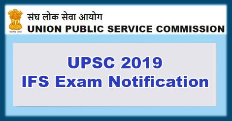 UPSC-2019-IFS-Exam