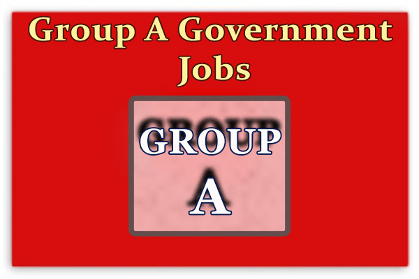 Grade A Government Jobs