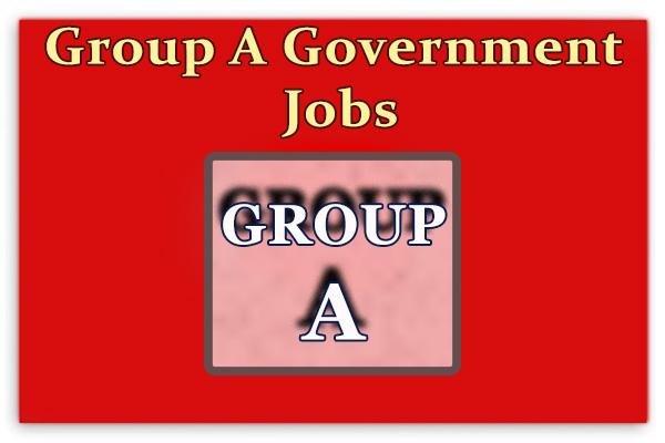 Grade A Government Jobs