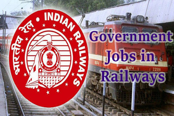 Government Jobs in Railways