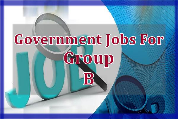 Grade D Government Jobs