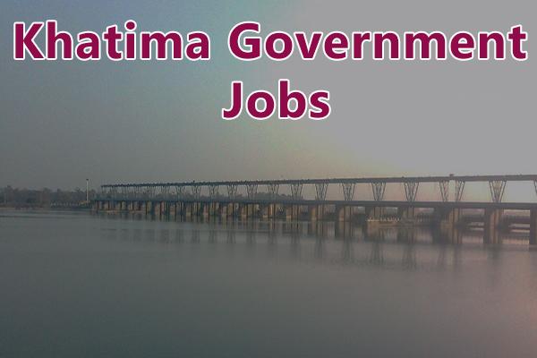 Khatima Government Jobs
