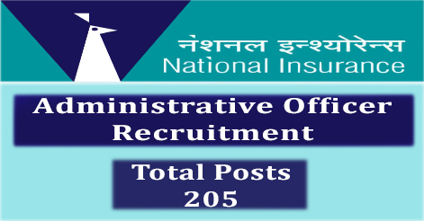 Administrative Officers Generalist Recruitment in NICL