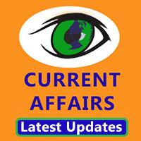 Current Affairs – June 2016