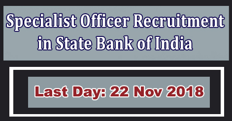 Specialist-Officer-Recruitment-in-State-Bank-of-India