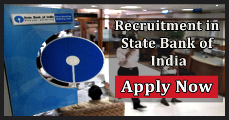 Special Management Executive Recruitment in State Bank of India