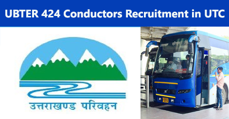 UBTER Conductors Recruitment in Uttarakhand