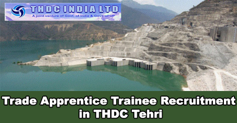Trade-Apprentice-Trainee-Recruitment-in-THDC Tehri
