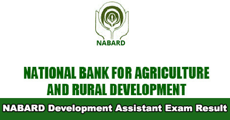 NABARD Development Assistant 2018 Prelims Exam
