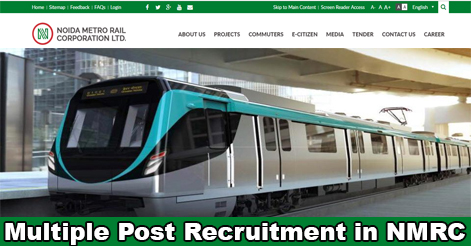 Controller, JE, Assistant & Maintainer Recruitment in NMRC