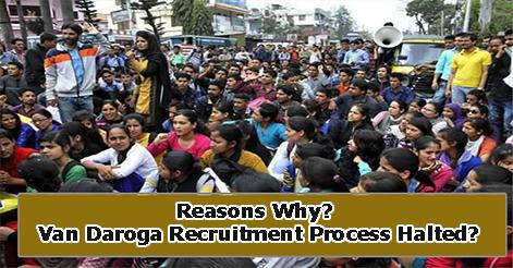 Why Van Daroga Recruitment is Halted Now