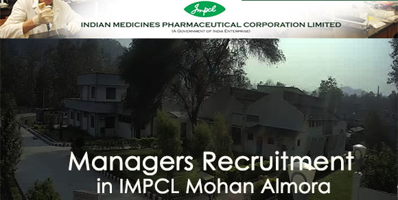 Managers Recruitment in IMPCL Mohan Almora